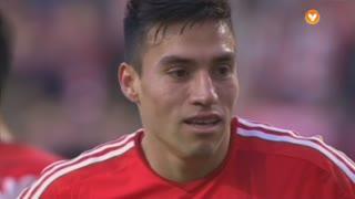 SL Benfica, Jogada, Gaitán aos 40'