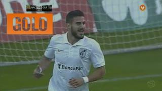 GOLO! Vitória SC, Ricardo Valente aos 14', CD Nacional 1-1 Vitória SC