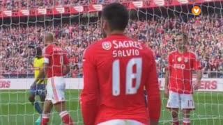 Benfica, Jogada, Salvio aos 12'