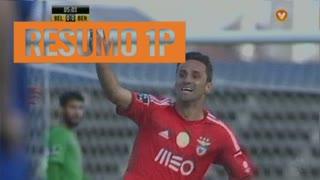 I Liga (29ªJ): Resumo Belenenses 0-2 SL Benfica