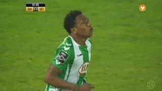 Vitória FC, Jogada, Rambé aos 7'