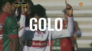 GOLO! SC Braga, Danilo aos 5', Marítimo M. 0-1 SC Braga