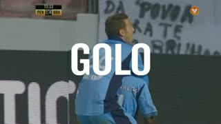 GOLO! SC Braga, Luiz Carlos aos 73', FC Penafiel 1-5 SC Braga