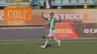 GOLO! Vitória FC, Hyun-Jun Suk aos 35', Vitória FC 1-0 Estoril Praia