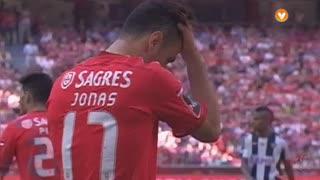 SL Benfica, Jogada, Jonas aos 11'