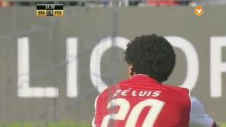 SC Braga, Jogada, Zé Luís aos 38'