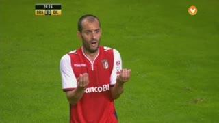 SC Braga, Jogada, Rúben Micael aos 24'