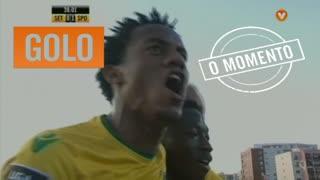 GOLO! Sporting CP, Carlos Mané aos 38', Vitória FC 0-1 Sporting CP