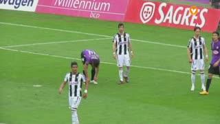 Vitória FC, Jogada, U. Dávila aos 27'