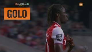 GOLO! SC Braga, Éder aos 48', SC Braga 1-1 Marítimo M.