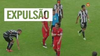 FC Penafiel, Expulsão, Rafa Sousa aos 66'