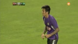 Vitória FC, Jogada, Hyun-Jun Suk aos 92'