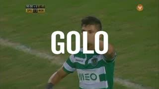 GOLO! Sporting CP, Montero aos 92', Sporting CP 1-1 Moreirense FC