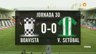I Liga (30ªJ): Resumo Boavista FC 0-0 Vitória FC