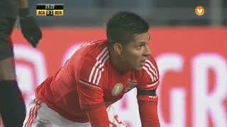 SL Benfica, Jogada, Enzo Pérez aos 24'