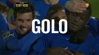 GOLO! Belenenses SAD, Pelé aos 51', Belenenses SAD 2-1 Estoril Praia