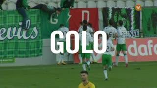 GOLO! Moreirense FC, André Simões aos 45', Moreirense FC 1-0 FC P.Ferreira