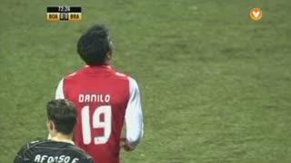 SC Braga, Jogada, Danilo aos 72'