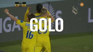 Estoril, Balboa aos 15', Belenenses 0-1 Estoril