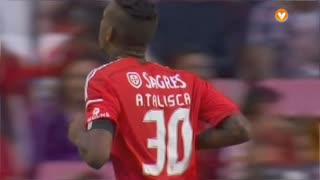 SL Benfica, Jogada, Talisca aos 34'