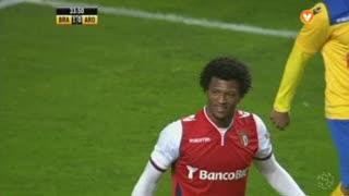 SC Braga, Jogada, Zé Luís aos 34'