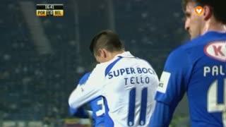 FC Porto, Jogada, Tello aos 17'