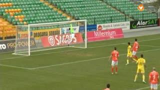 FC P.Ferreira, Jogada, Bruno Moreira aos 22'