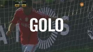 GOLO! SL Benfica, Jonas aos 51', FC Arouca 1-1 SL Benfica