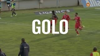 GOLO! Gil Vicente FC, Yazalde aos 73', Estoril Praia 1-1 Gil Vicente FC