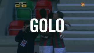 GOLO! Marítimo M., Maazou aos 43', Marítimo M. 1-1 SC Braga