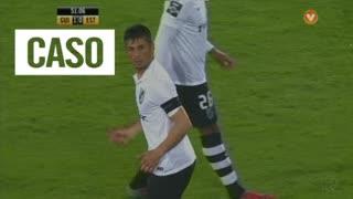 Vitória SC, Caso, Moreno aos 52'