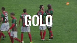 GOLO! Marítimo M., Dyego Sousa aos 9', Marítimo M. 1-0 Boavista FC