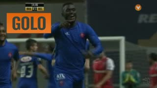 GOLO! Belenenses, Pelé aos 15', SC Braga 0-1 Belenenses