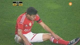 SL Benfica, Jogada, Gaitán aos 21'