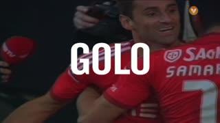 GOLO! SL Benfica, Jonas aos 13', SL Benfica 1-0 Vitória SC