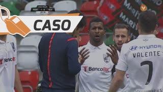 Vitória SC, Caso, Luís Rocha aos 29'