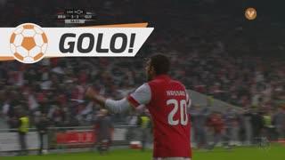 GOLO! SC Braga, Hassan aos 56', SC Braga 3-2 Vitória SC