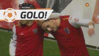 GOLO! SC Braga, N. Stojiljković aos 45'+2', SC Braga 2-0 A. Académica