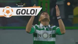 GOLO! Sporting CP, T. Gutiérrez aos 15', Sporting CP 1-0 FC Arouca