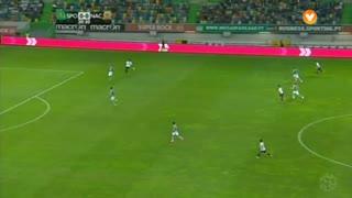 CD Nacional, Jogada, Ali Ghazal aos 21'
