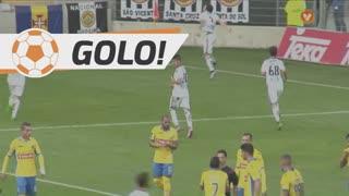 GOLO! CD Nacional, Salvador Agra aos 18', CD Nacional 1-1 FC Arouca