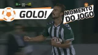 GOLO! Vitória FC, André Claro aos 51', Vitória FC 1-0 Estoril Praia