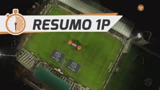 Resultado ao Intervalo – Nacional 1-1 Marítimo