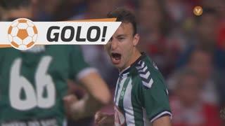 GOLO! Vitória FC, André Claro aos 1', SL Benfica 0-1 Vitória FC