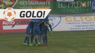 GOLO! Os Belenenses, Carlos Martins aos 61', CD Tondela 0-2 Os Belenenses