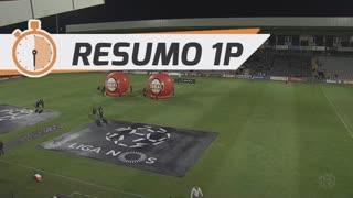 I Liga (10ªJ): Resumo U. Madeira 0-1 SC Braga