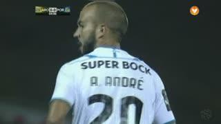 FC Porto, Jogada, André André aos 4'