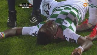 Moreirense FC, Jogada, E. Boateng aos 2'