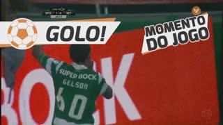 GOLO! Sporting CP, Gelson Martins aos 25', Sporting CP 1-0 Vitória FC