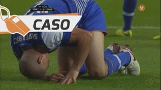 FC Porto, Caso, Maxi Pereira aos 50'